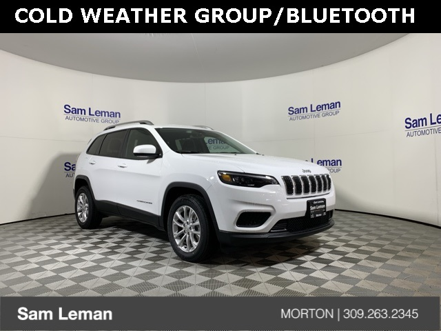 Sam Leman Morton Illinois >> New 2020 Jeep Cherokee Latitude Fwd 4d Sport Utility