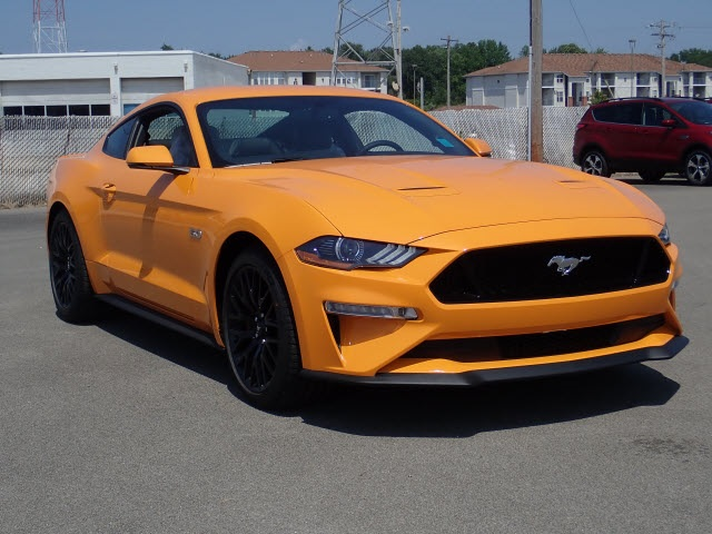 Ford Com Mustang >> New 2019 Ford Mustang Gt Premium 2d Coupe In Bloomington Morton