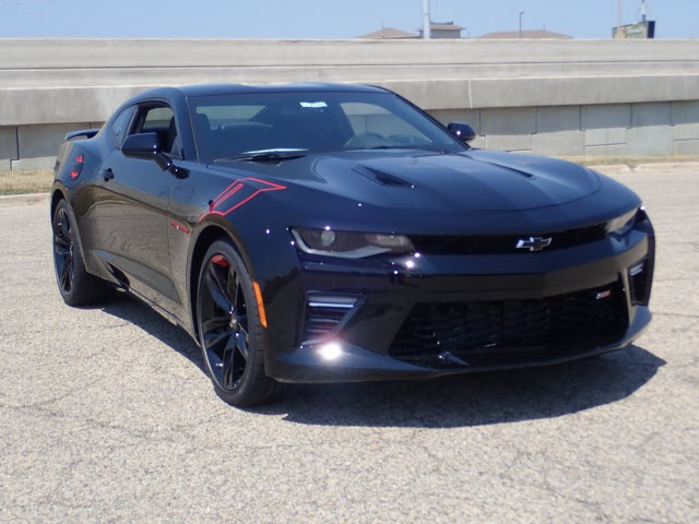 New 2018 Chevrolet Camaro SS 2D Coupe in Bloomington ...