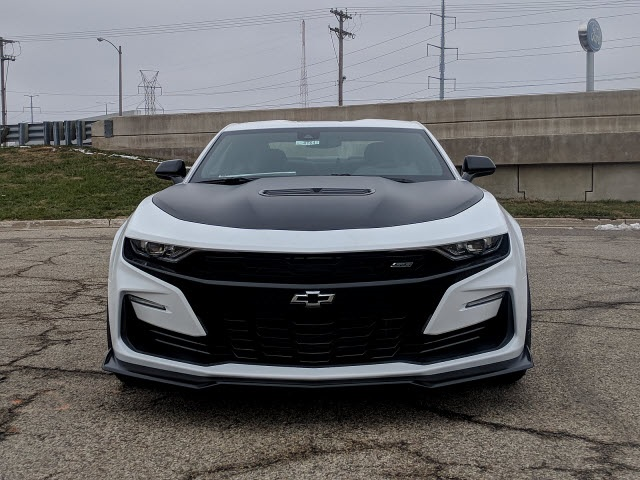 Sam Leman Morton Illinois >> New 2019 Chevrolet Camaro SS 2D Coupe in Bloomington, Morton, Peoria #CV4164 | Sam Leman ...