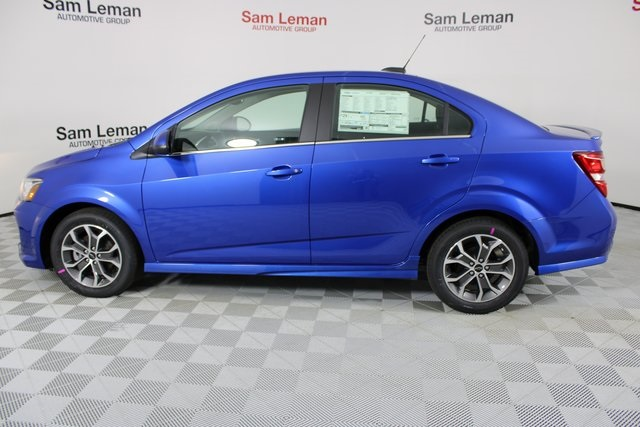 Sam Leman Chevy >> New 2019 Chevrolet Sonic LT 4D Sedan in Bloomington, Morton, Peoria #CV4281 | Sam Leman ...