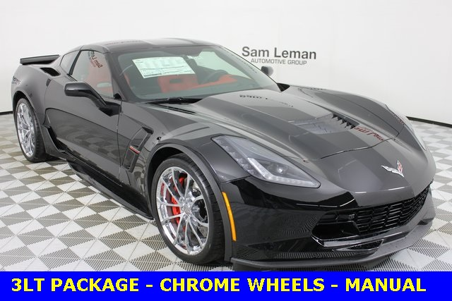 Sam Leman Morton Illinois >> New 2019 Chevrolet Corvette Grand Sport 2D Coupe in