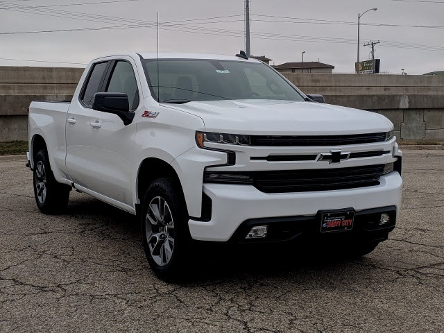 New 2019 Chevrolet Silverado 1500 Rst Double Cab In Bloomington