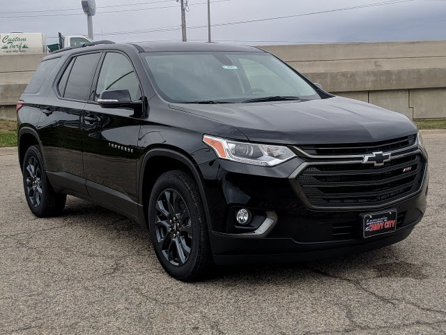 Sam Leman Chevy >> New 2019 Chevrolet Traverse RS 4D Sport Utility in Bloomington, Morton, Peoria #CV4087 | Sam ...