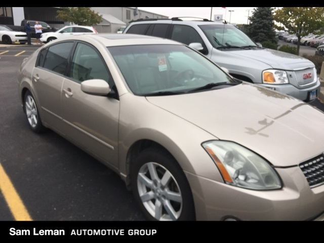Beautiful Pre Owned 2005 Nissan Maxima 3.5 SL