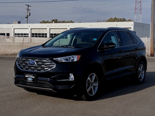 Sam Leman Peoria Il >> New 2019 Ford Edge SEL 4D Sport Utility in Bloomington ...