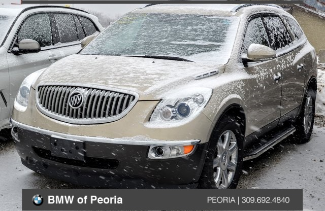 pre-owned 2008 buick enclave cxl 4d sport utility in bloomington