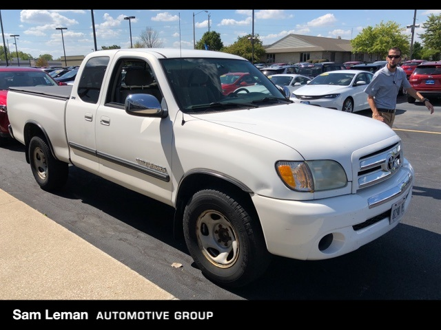 Lovely Pre Owned 2003 Toyota Tundra SR5