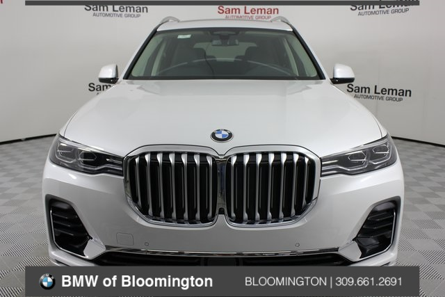 Sam Leman Morton Illinois >> New 2019 BMW X7 xDrive50i 4D Sport Utility in Bloomington, Morton, Peoria #BMW1381 | Sam Leman ...