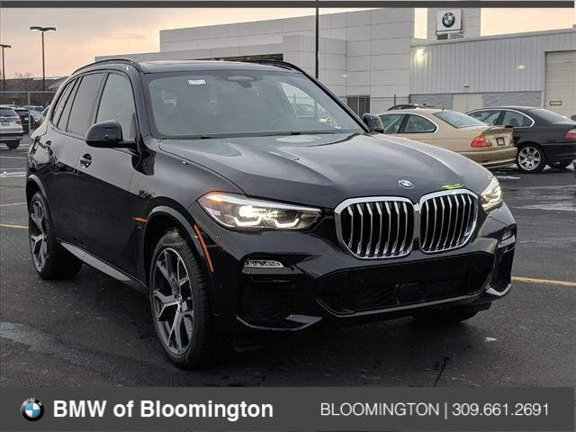 New 2019 Bmw X5 Xdrive50i With Navigation Awd