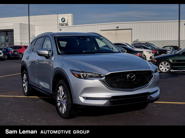 New 2019 Mazda Cx 5 Grand Touring 4d Sport Utility In Bloomington