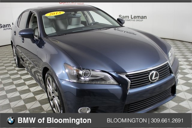 Pre Owned Lexus >> Pre Owned 2015 Lexus Gs 350 With Navigation