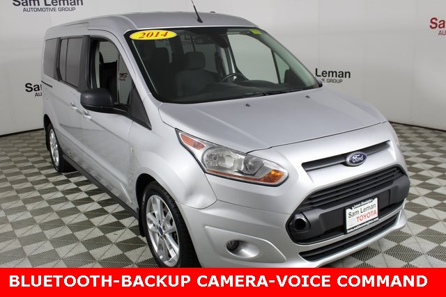 a842168110 Pre-Owned 2014 Ford Transit Connect XLT 4D Wagon in Bloomington ...