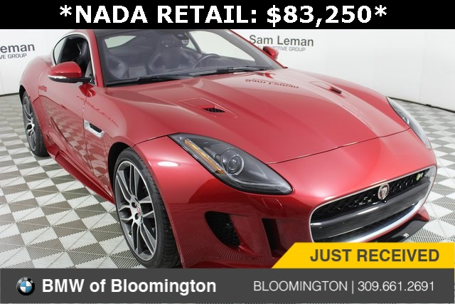 Pre Owned 2017 Jaguar F Type R
