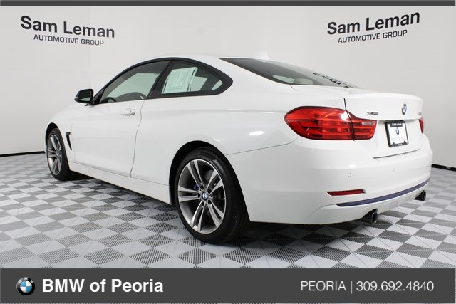 Sam Leman Morton Illinois >> Certified Pre-Owned 2015 BMW 4 Series 435i xDrive 2D Coupe in Bloomington, Morton, Peoria # ...
