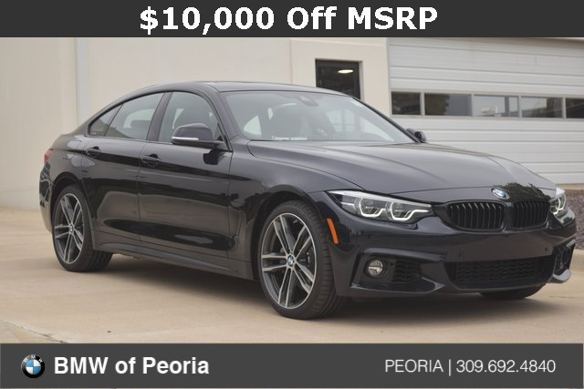 Pre Owned 2019 Bmw 4 Series 440i Xdrive Gran Coupe With Navigation Awd