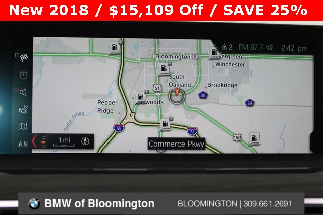 Sam Leman Morton Illinois >> Pre-Owned 2018 BMW 4 Series 440i xDrive 2D Coupe in Bloomington, Morton, Peoria #BMW1218 | Sam ...