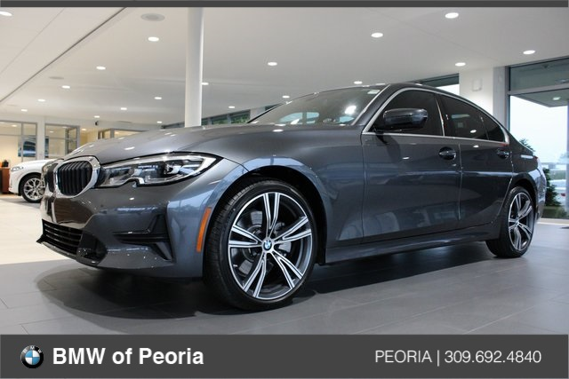 New 2019 Bmw 3 Series 330i Xdrive 4d Sedan In Bloomington Morton