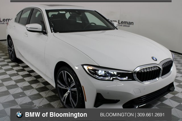 New 2019 BMW 3 Series 330i xDrive With Navigation & AWD