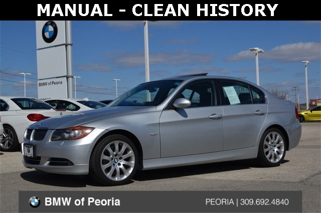 2008 bmw 3 series coupe manual
