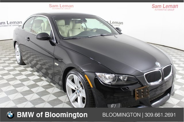 Pre Owned 2007 Bmw 3 Series 335i