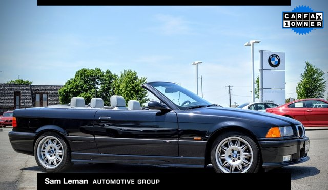 Bmw M3 Convertible >> Pre Owned 1998 Bmw M3 Convertible 2d Convertible In Bloomington