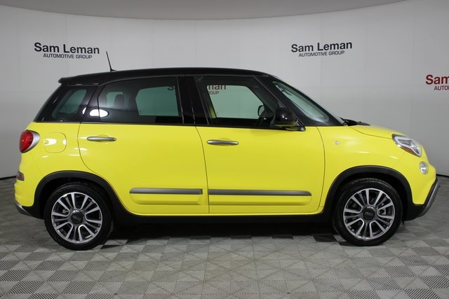 Pre Owned 2018 Fiat 500l Trekking With Navigation