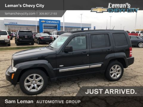 Pre-Owned 2012 Jeep Liberty Sport