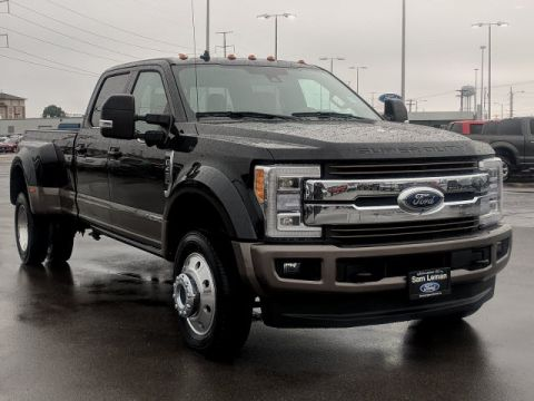 New 2019 Ford F-450SD King Ranch