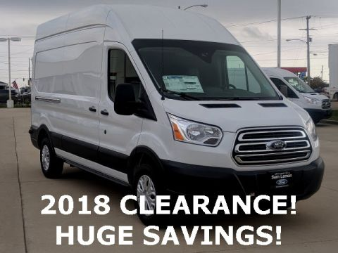 New 2018 Ford Transit-350 Base