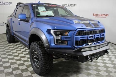 New 2019 Ford F-150 Shelby Raptor Baja