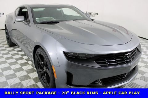 Pre-Owned 2017 Chevrolet Camaro SS 2D Coupe in Bloomington, Morton