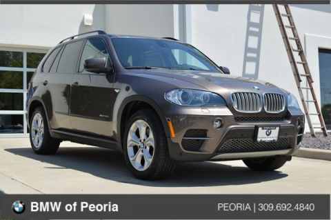 Pre-Owned 2011 BMW X5 xDrive35d