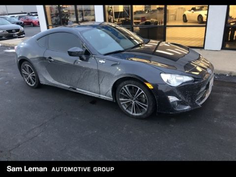 Pre-Owned 2016 Scion FR-S Base