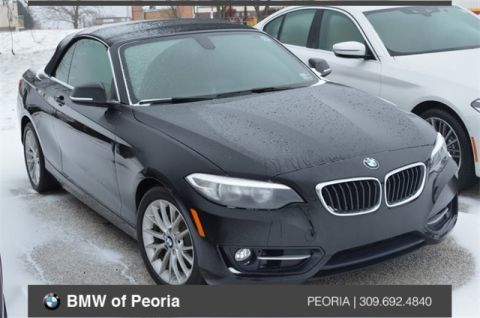 Certified Pre-Owned 2016 BMW 2 Series 228i xDrive