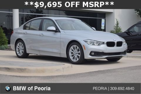 Pre-Owned 2018 BMW 3 Series 320i xDrive