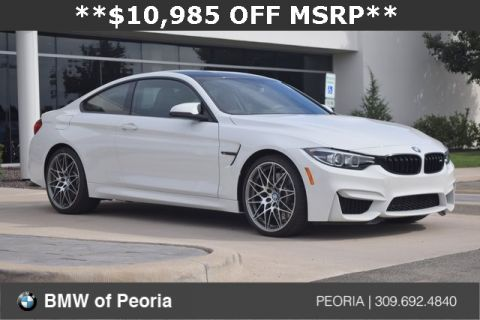 Pre-Owned 2018 BMW M4 Coupe