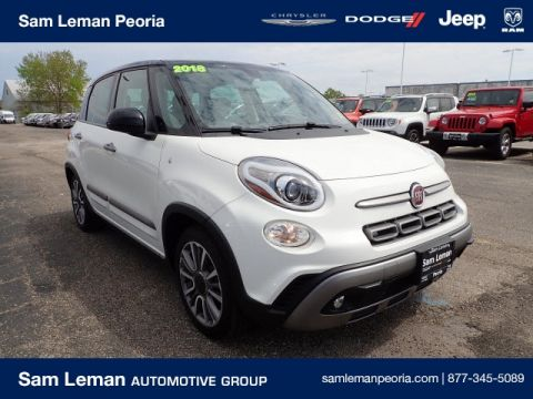 Pre-Owned 2018 FIAT 500L Trekking
